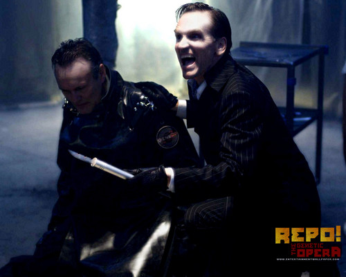 Repo! The Genetic Opera achtergrond entitled Repo
