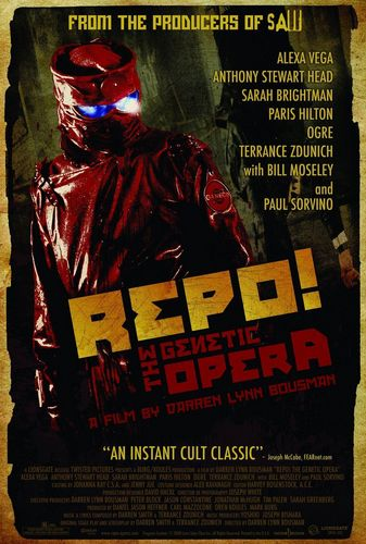 Repo! The Genetic Opera kertas dinding entitled Repo