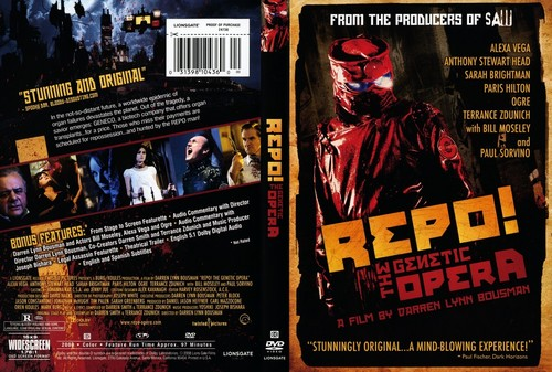 Repo! The Genetic Opera hình nền called Repo