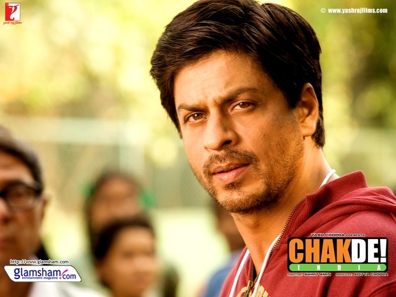 Shahrukh Khan Images Srk Chak De India Hd Wallpaper And Background