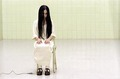 Samara from the ring as young Samantha