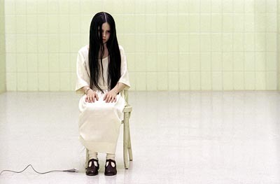 Fan Fiction Spot wallpaper called Samara from the ring as young Samantha