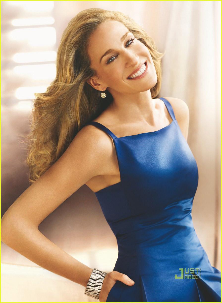 Sarah Jessica Parker - 'Vogue' Cover Girl May 2010