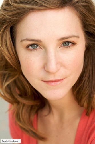 Sarah Utterback as Sharon