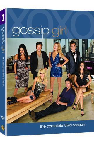 Season 3 DVD Artwork