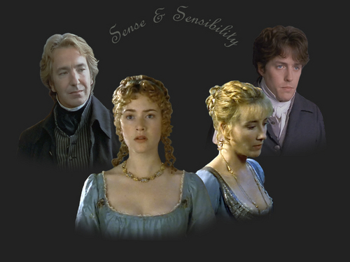 Jane Austen wallpaper entitled Sense And Sensibility