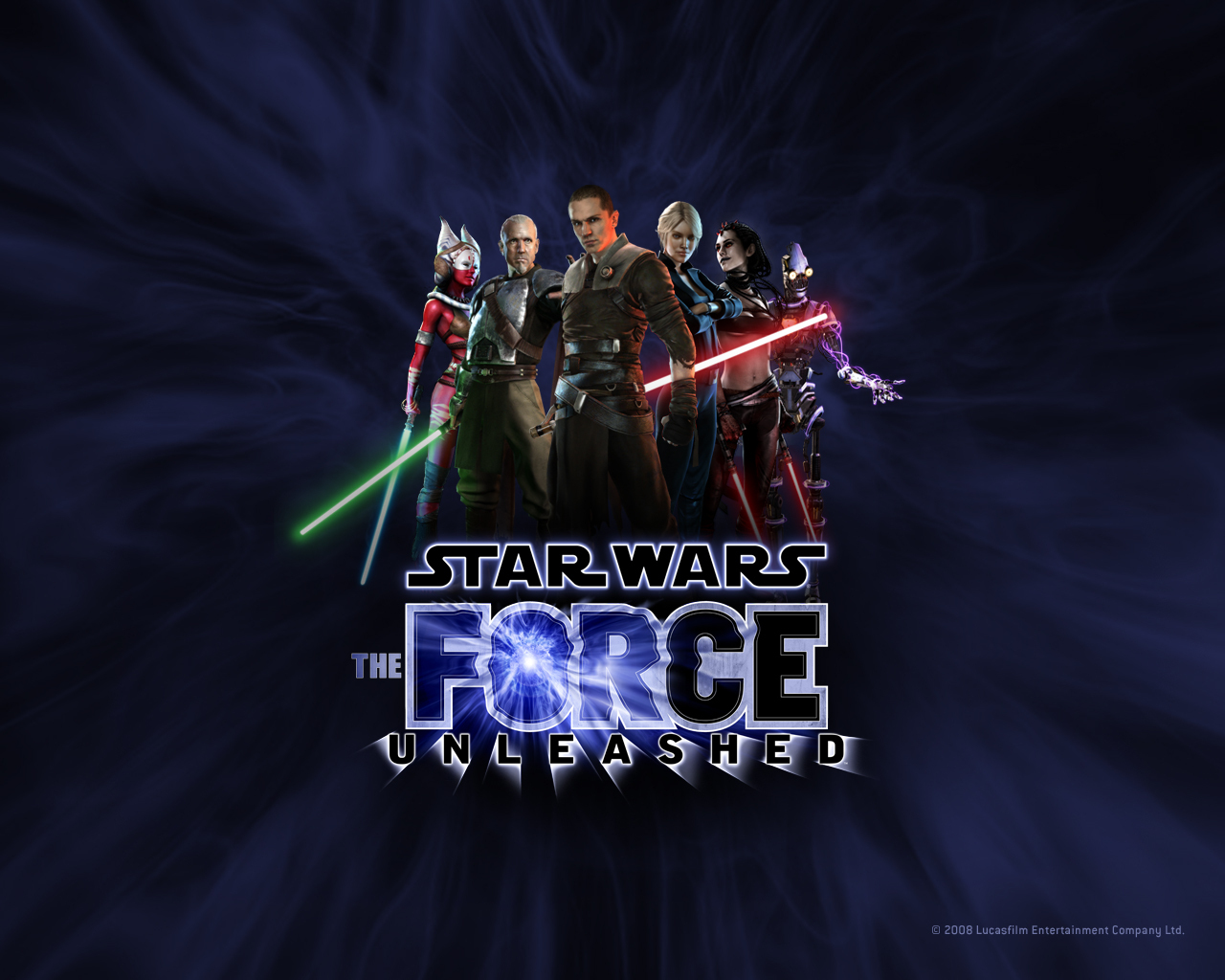 star wars:the force unleashed images star wars: the force unleased