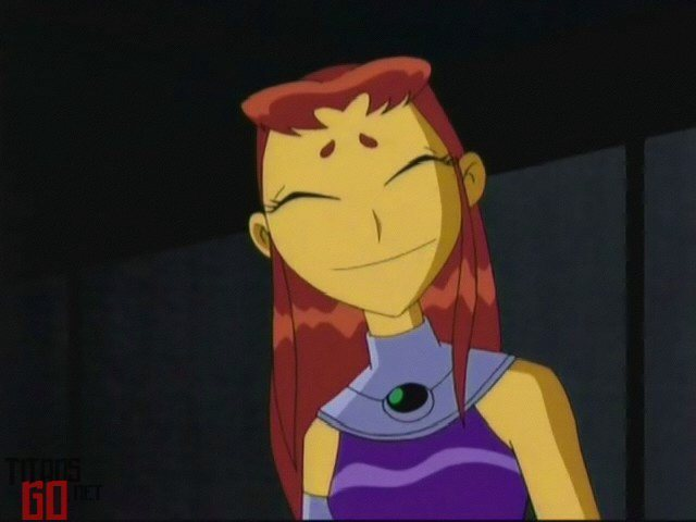 Starfire - Teen Titans Girls Photo (11440549) - Fanpop