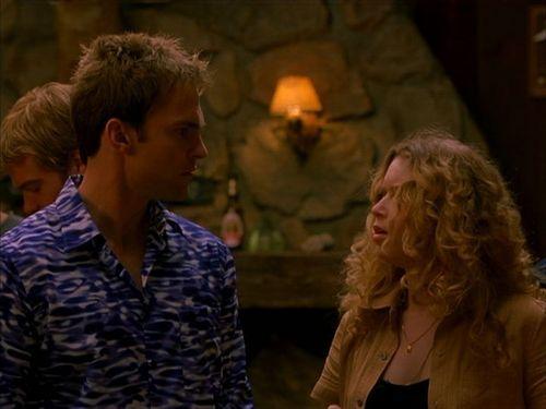 Stifler and Jessica