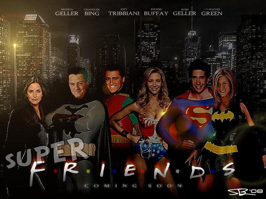Super Друзья
