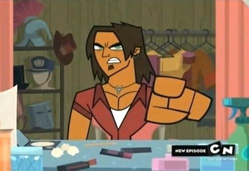 TDWT new characters:alejandro