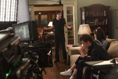 TVD_behind the scenes
