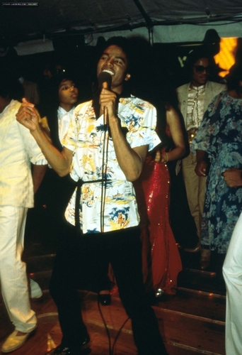 The Jackson's Party