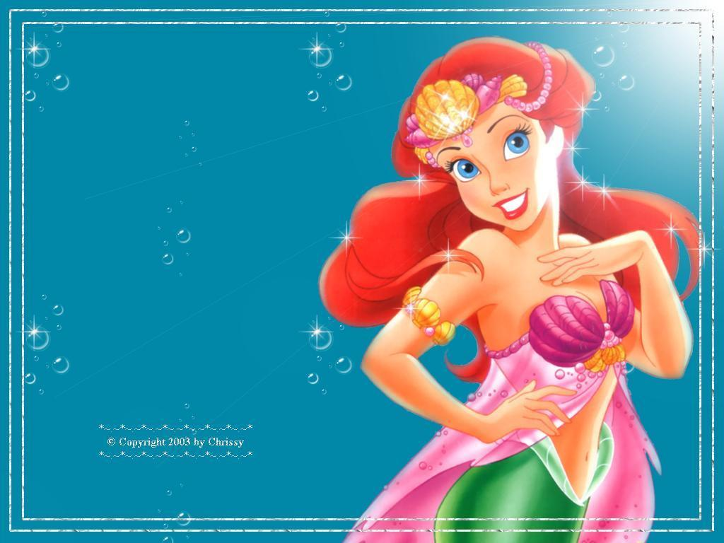 HD wallpapers little mermaid pictures