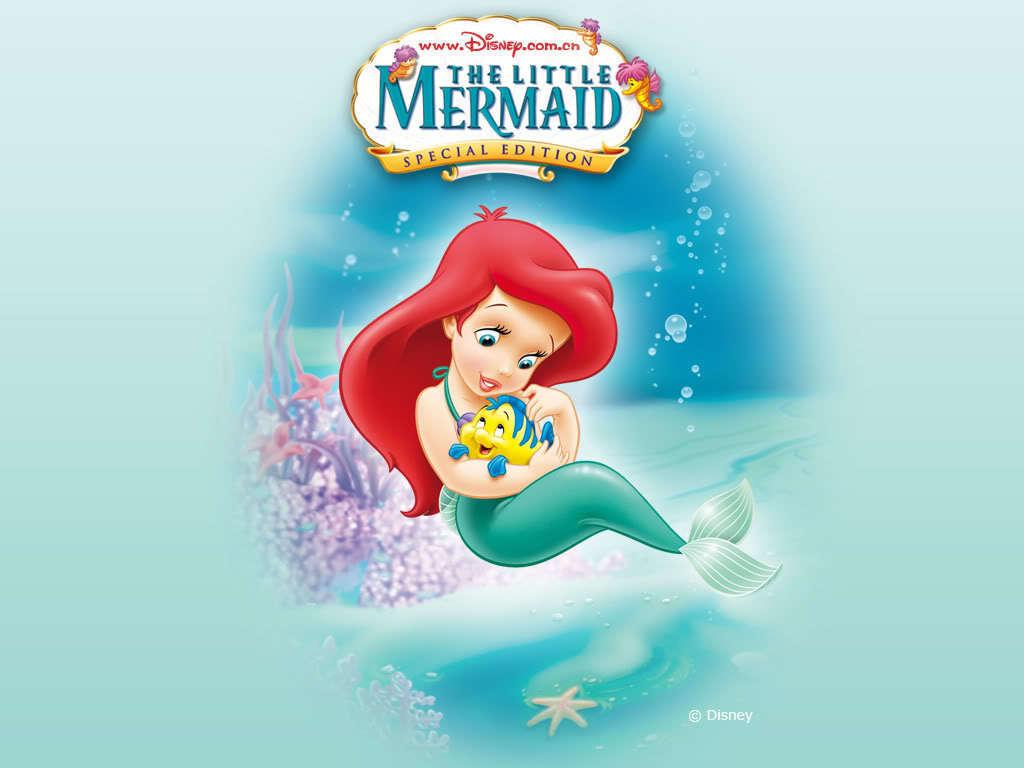 The little mermaid the little mermaid