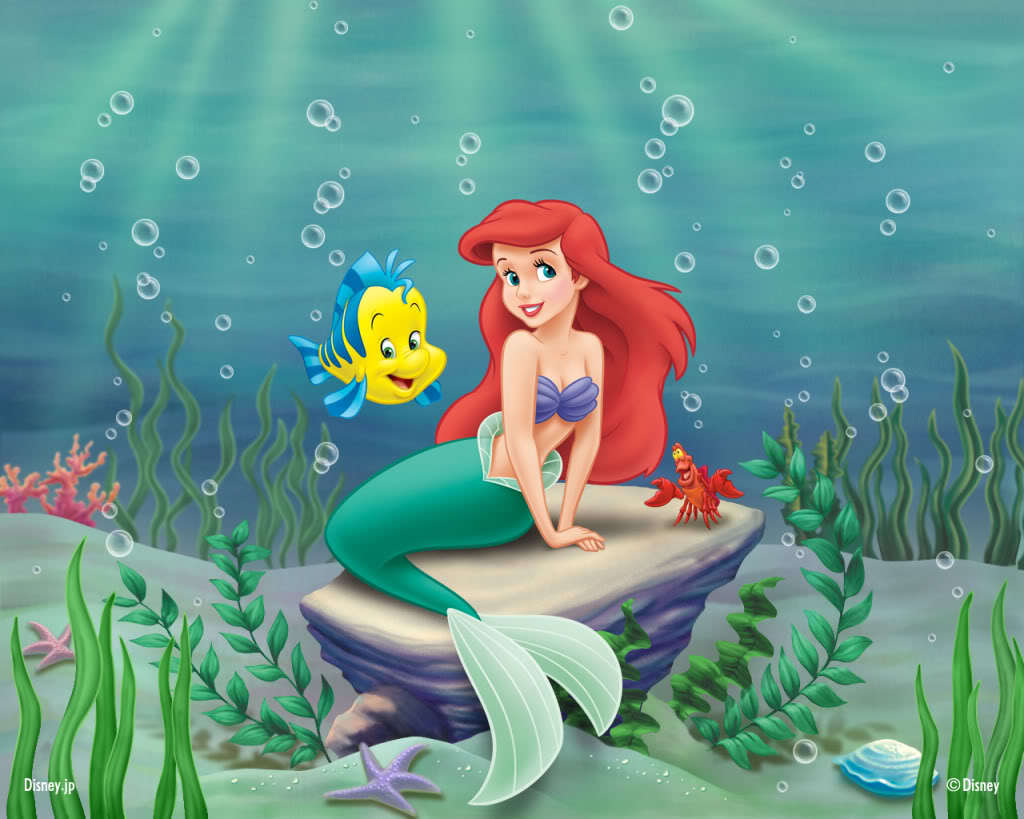 The Little Mermaid Pictures Photos Images
