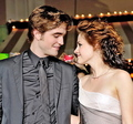 The young,beautiful,charming,romanting and perfect couple - twilight-series photo