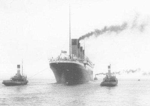 Titanic các bức ảnh