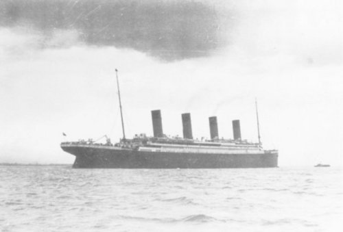 Titanic photos - rms-titanic Photo