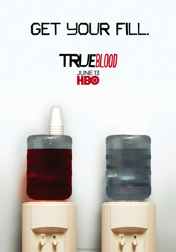 True Blood Season 3 Promo Poster