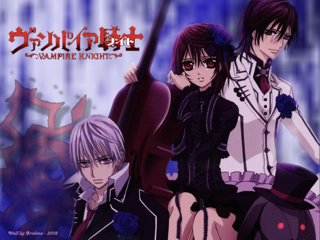 Vampire Knight - Anime Wallpaper (11406349) - Fanpop