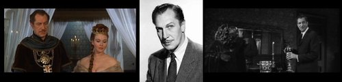 恐怖电影 壁纸 titled Vincent Price