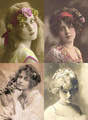 Vintage Beauties - vintage photo