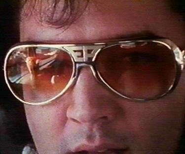 Wearing Sunglasses  - elvis-presley Photo