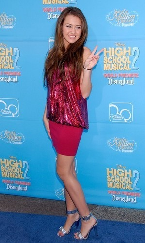 World Premiere Of Disney Channel's High School Musical