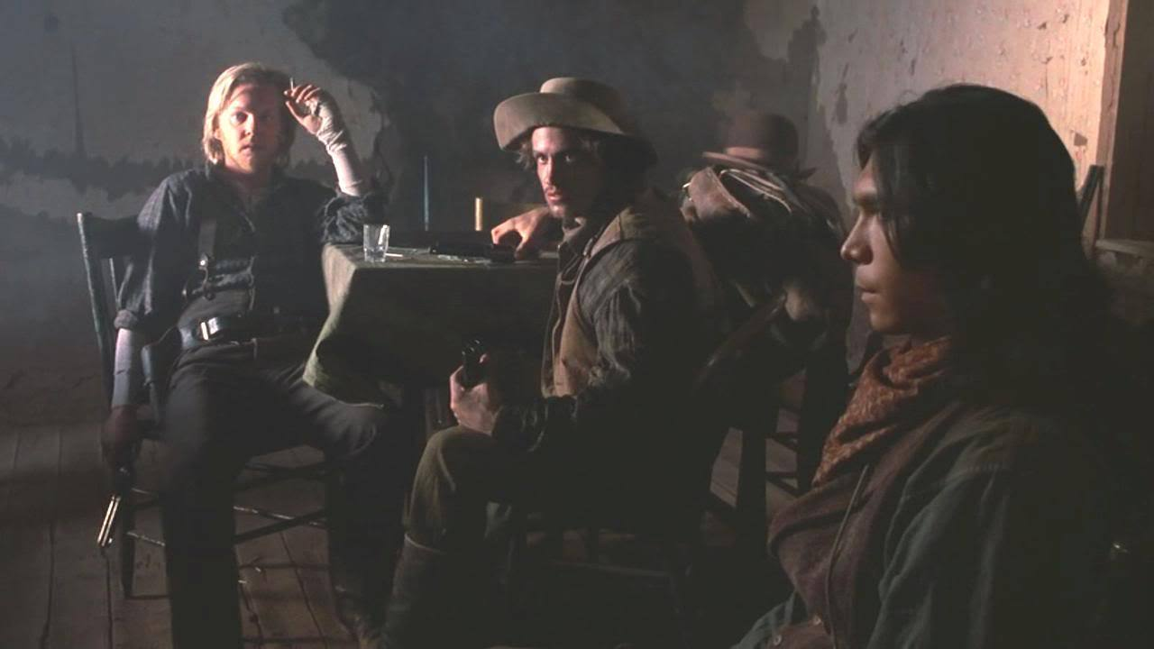 billy the kid vs young guns Young guns - john tunstall (terence stamp), a distinguished british gentleman, employs downtrodden youths to tend his herd on the new mexican frontier.