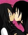 Yuna and Ryuuko