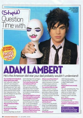 adam funny interview