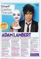 adam funny interview - adam-lambert photo