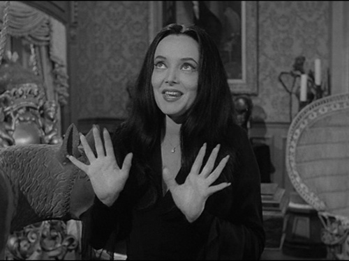 Morticia Addams wallpaper titled carolyn jones morticia addams