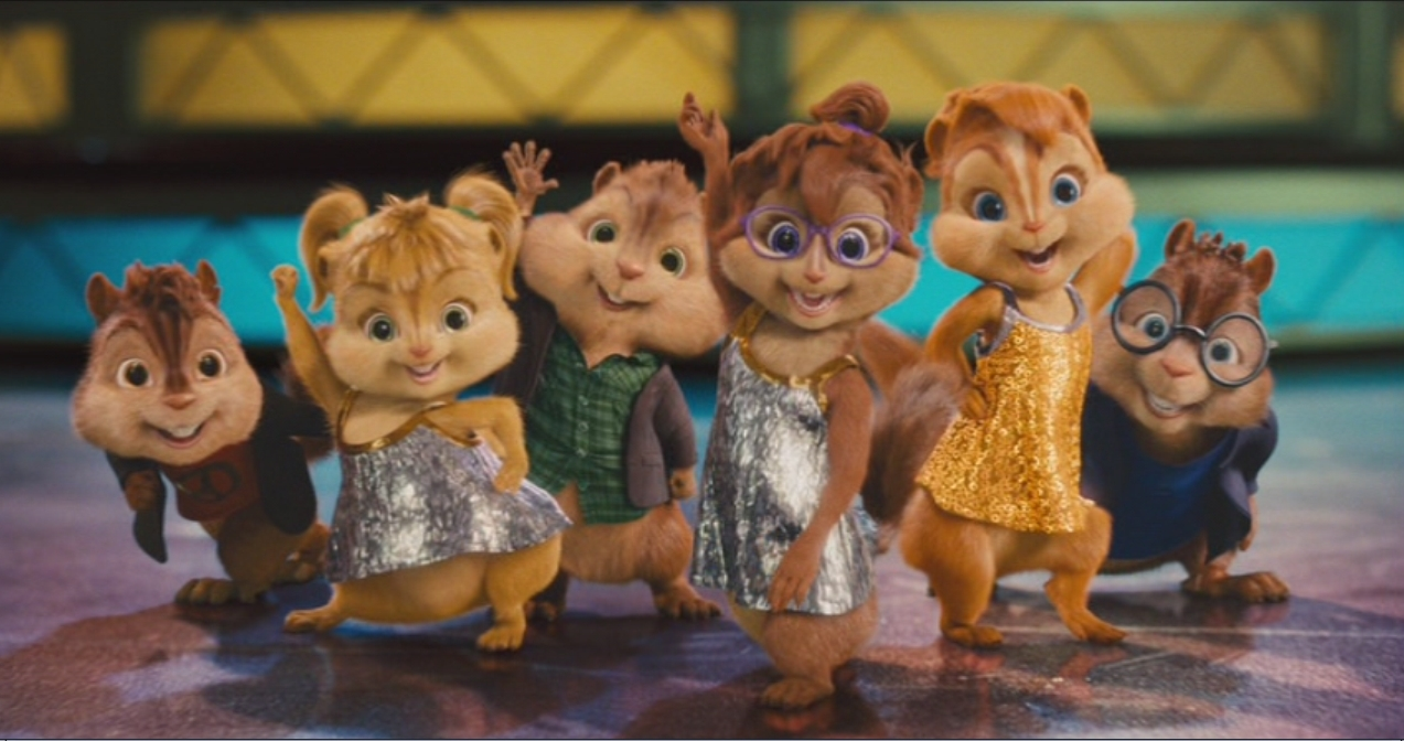 chipmucks and chippettes - alvin-and-the-chipmunks-2