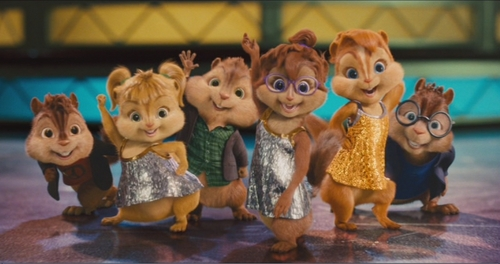 Alvin and the Chipmunks 2 images chipmucks and chippettes HD wallpaper and background photos
