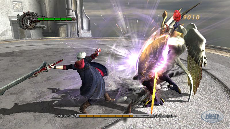 Devil May Cry 4. скрин 3 игры Devil May Cry 4.
