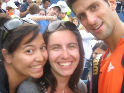 novak djokovic wallpaper titled djoko and girls