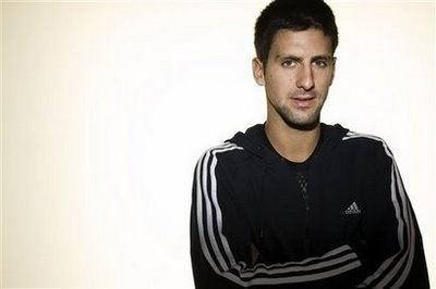 Novak Djokovic wallpaper called djoko black