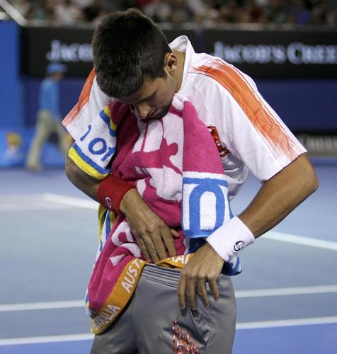 Novak Djokovic wallpaper called djoko control crotch