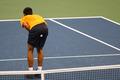 djoko:racquet in bunda !!!