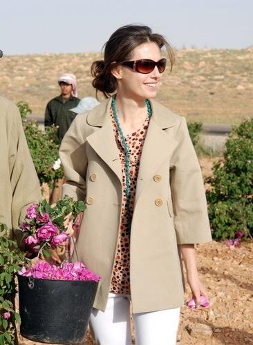 first lady asma