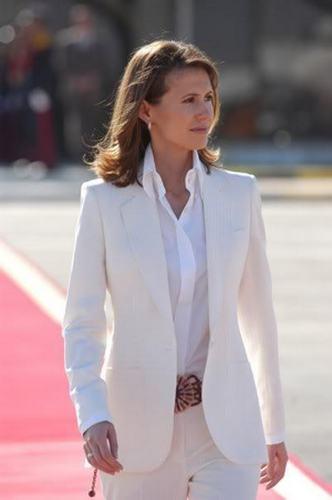 first lady asma of syria
