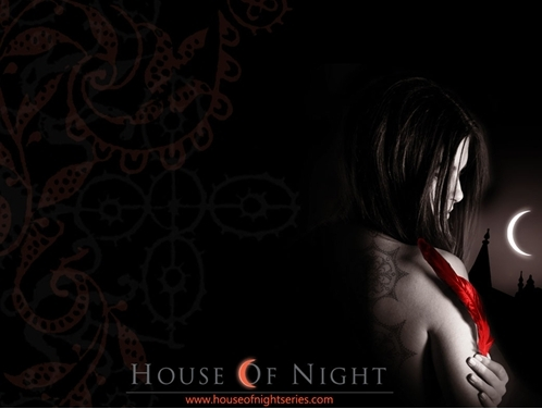 house of night tường paper