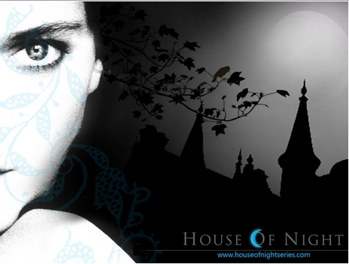 house of night 벽 paper