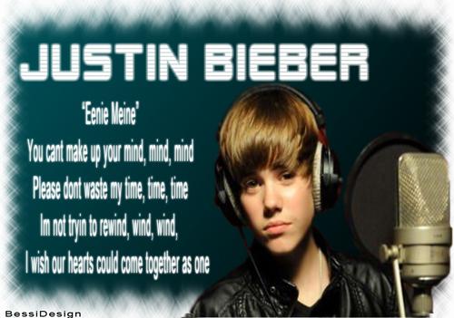 justin Bieber Designs