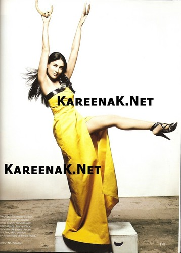kareena vogue