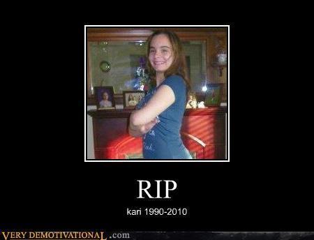 kari's cold dead grave