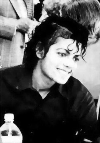 loving smile
