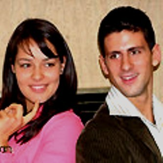 Novak Djokovic wallpaper entitled novak and ana